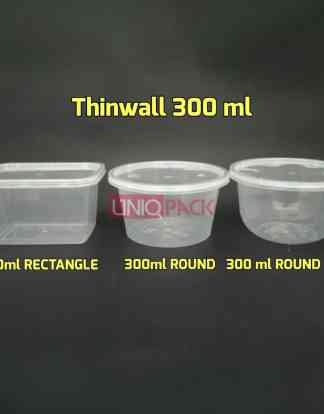 Thinwall 300ml