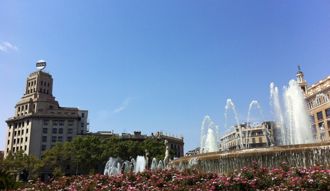 Barcelona – short trip to Catalans no 1 metropolis