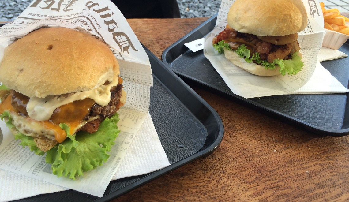 Lou's Diner – The burger heaven of Luxembourg