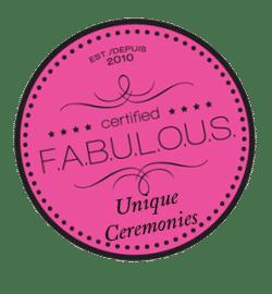 Mariage Certified Fabulous since 2010