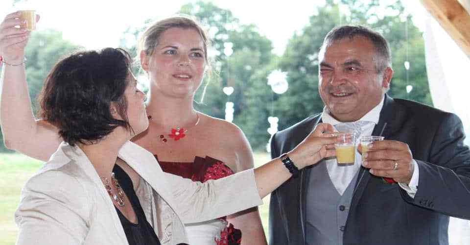 Cocktail - A fun ritual for your wedding ceremony