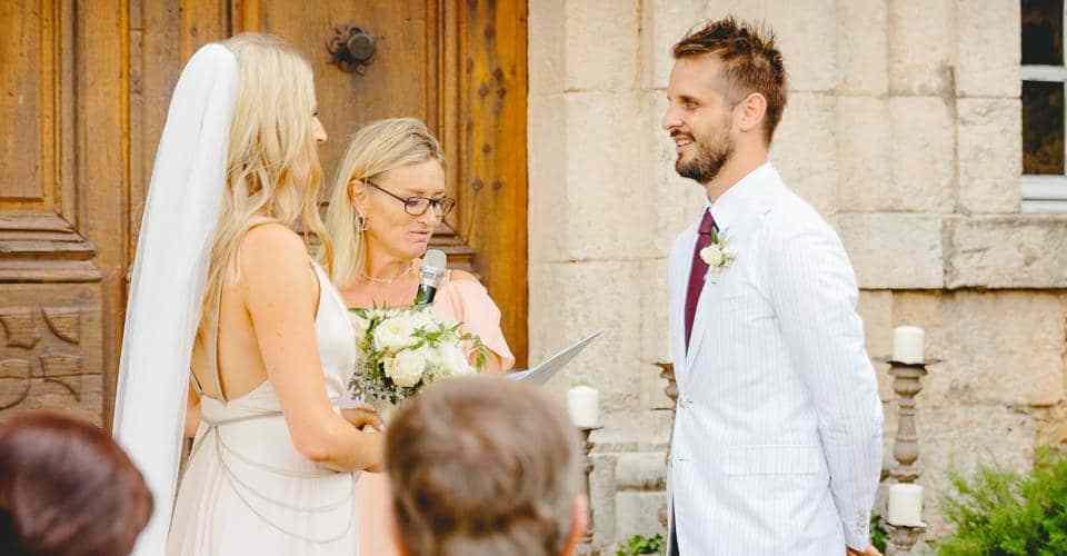 Virginie, Wedding Celebrant since 2012