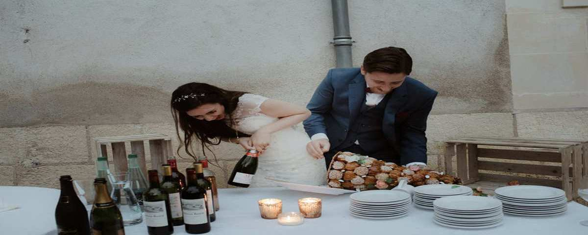 An almost perfect wedding