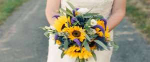 The Sunflower is the Perfect Pick for a Sunny Weeding
