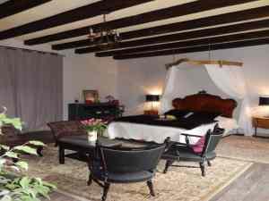 Suite Nuptiale - Bastide de Courcelles - Gizay