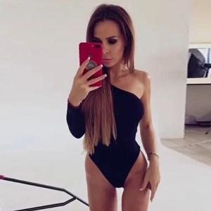 Body Dama Negru