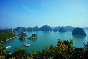 טיול לווייטנאם – האטרקציות המרכזיות