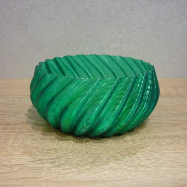 "Emerald SBS ""Watson"" plastic for 3D printer. 1,75 mm. 0,5 kg."