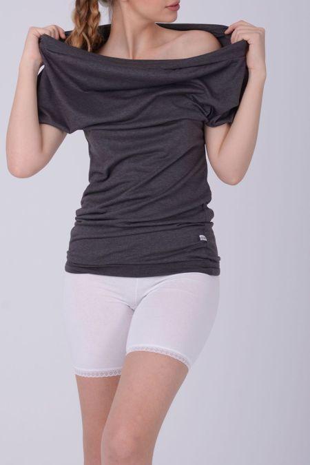 Aran - Vestido corto y camiseta
