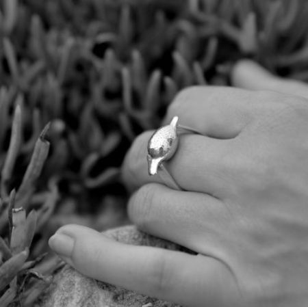 Sirena anillo
