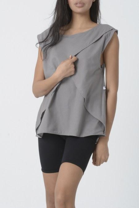 Blusa para mujer sin mangas