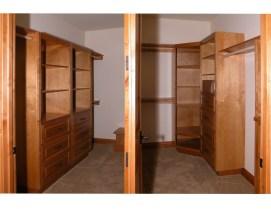 Alder Closet