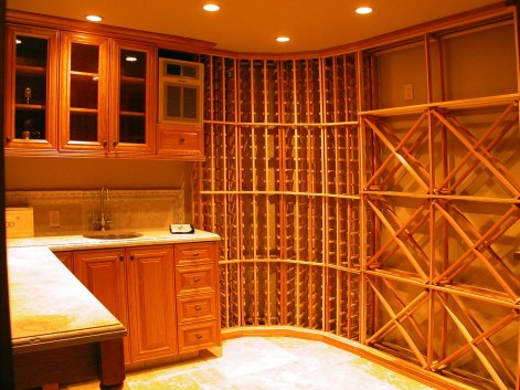 Cherry Wine Cellar
