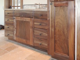 Willamette Walnut Vanity