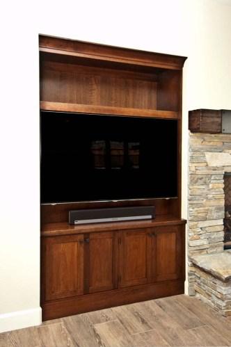 alder niche cabinets