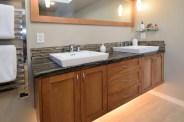Knotty Alder Craftsman Kitchen