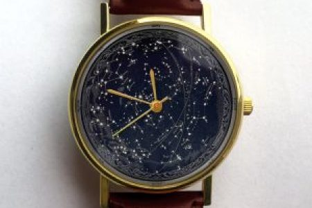 Night Sky Map Gift Path Decorations Pictures Full Path Decoration - Star map watch