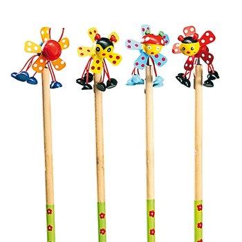 Propeller Pencils – wooden pencils from Legler - artnomore.co.uk
