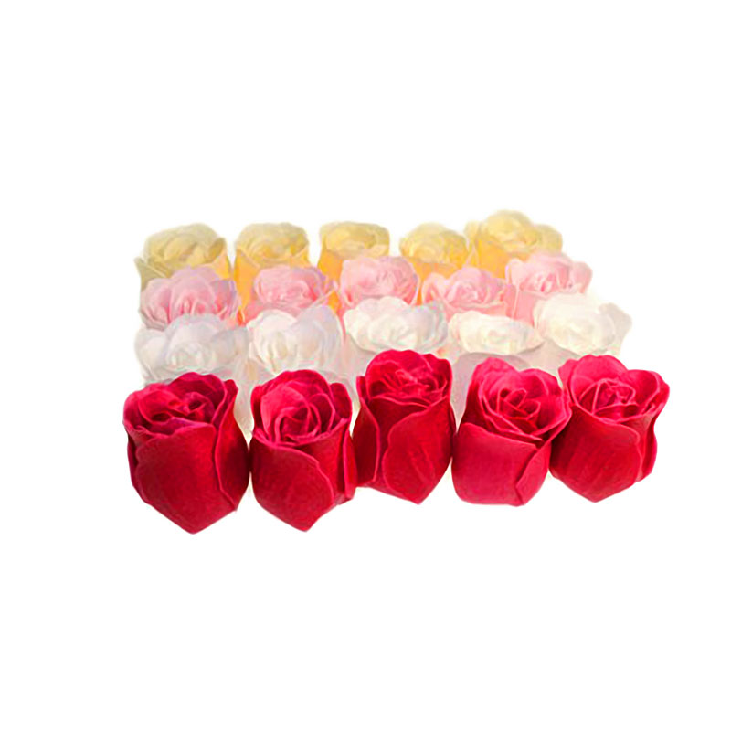 Mixed Bath Roses - 20 roses - artnomore.co.uk