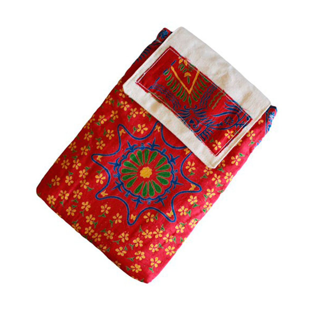 Alpana Tablet Bags - red