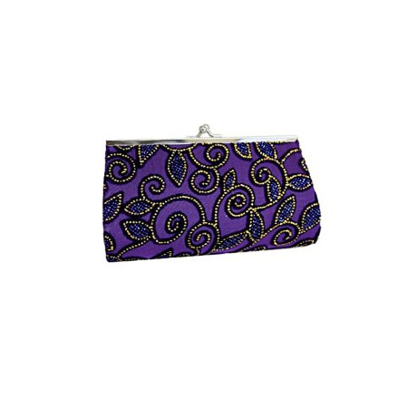 Medium Purple Clutch Bag from artnomore