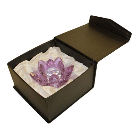 crystal lotus flower box image