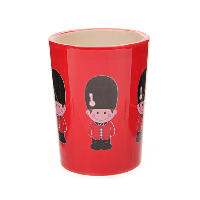 ted smith mugs guardsman handle mug image 3