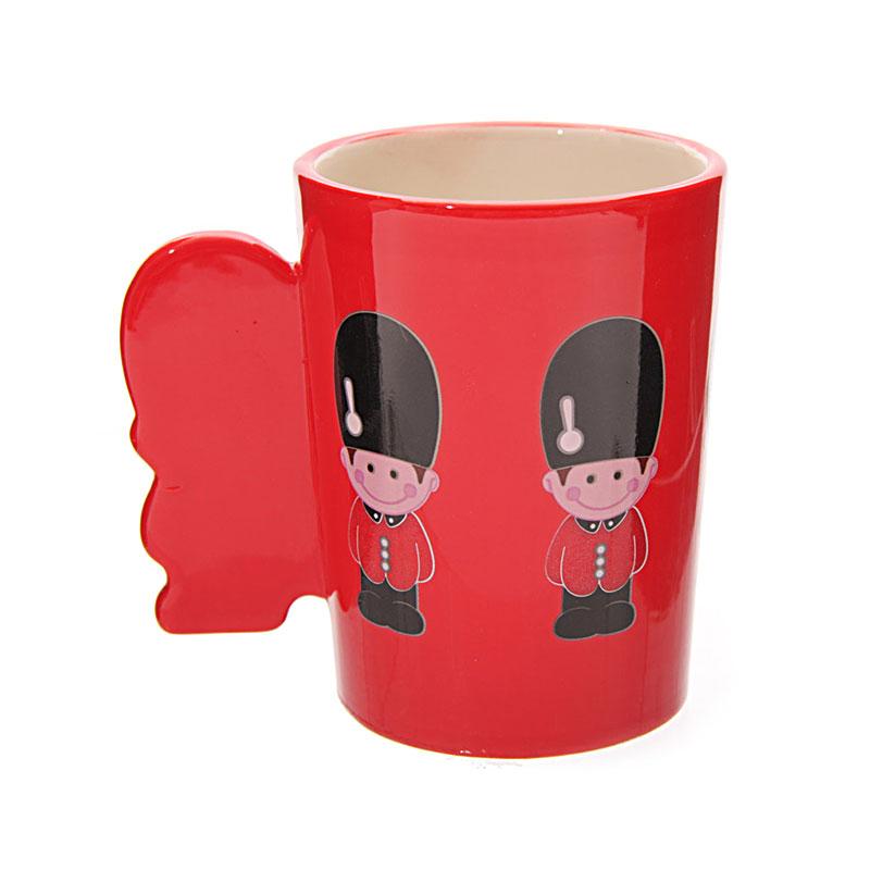 ted smith mugs guardsman handle ceramic mug image 4