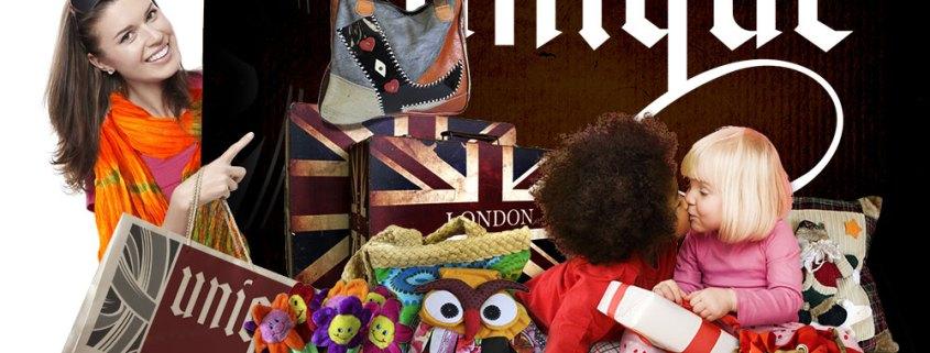 the unique gift shop london