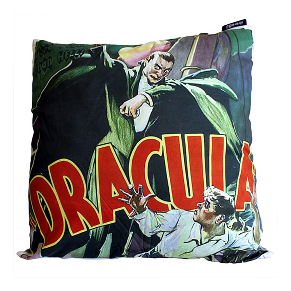 horror movie cushions cover dracula