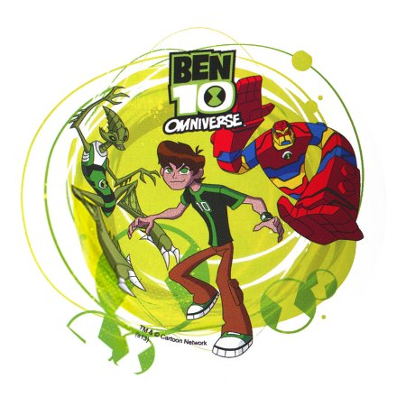 "Ben 10 Cake Toppers (8.27"") design 4"