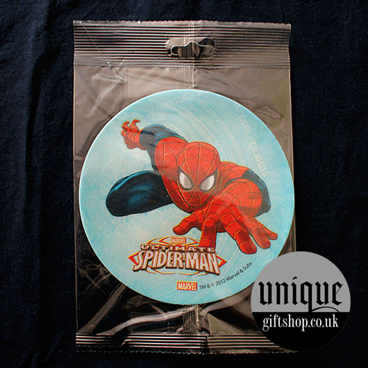 Ultimate SPIDERMAN Cake Topper small design packed