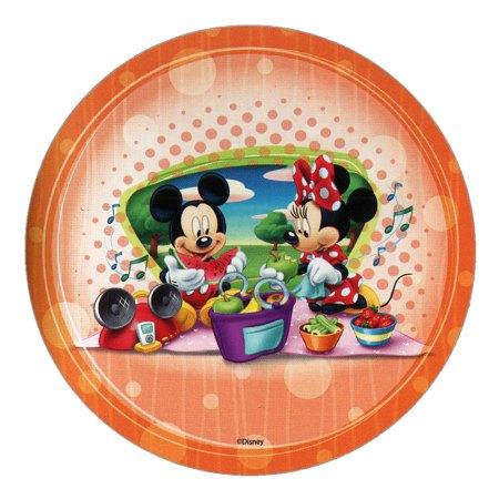 "Disney Mickey Mouse Cake Topper (8.27"") Design 2"