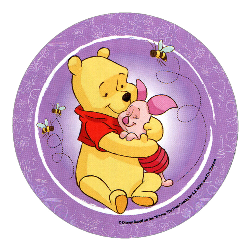 Disney Winnie The Pooh Cake Toppers Design1