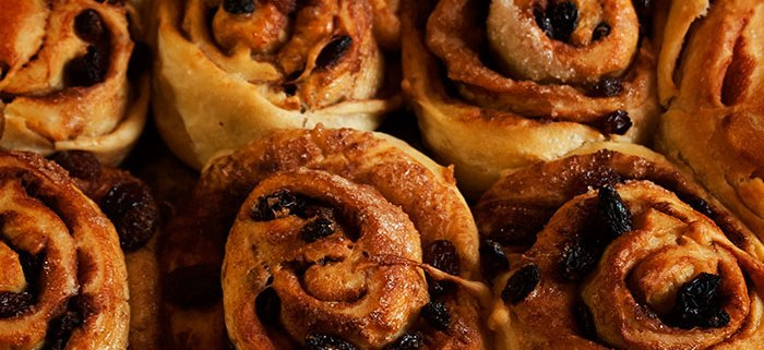 image of chelsea bun recipe