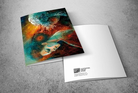 Limited Edition Greeting Cards - Hokusai Tribute