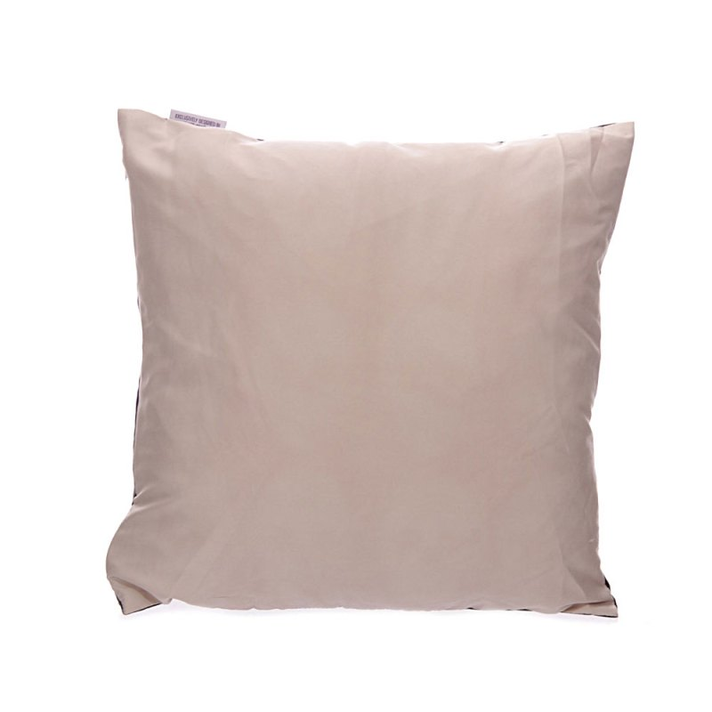 black and white skull cushion covers back