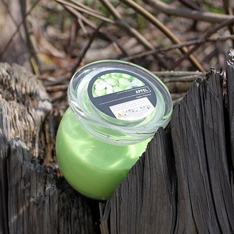 scented glass jar candles 2