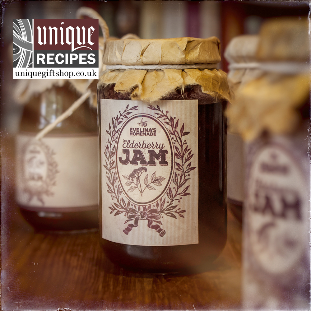 elderberry jam recipe image 2