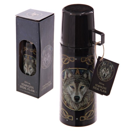wolf flask 1 the unique gift shop london