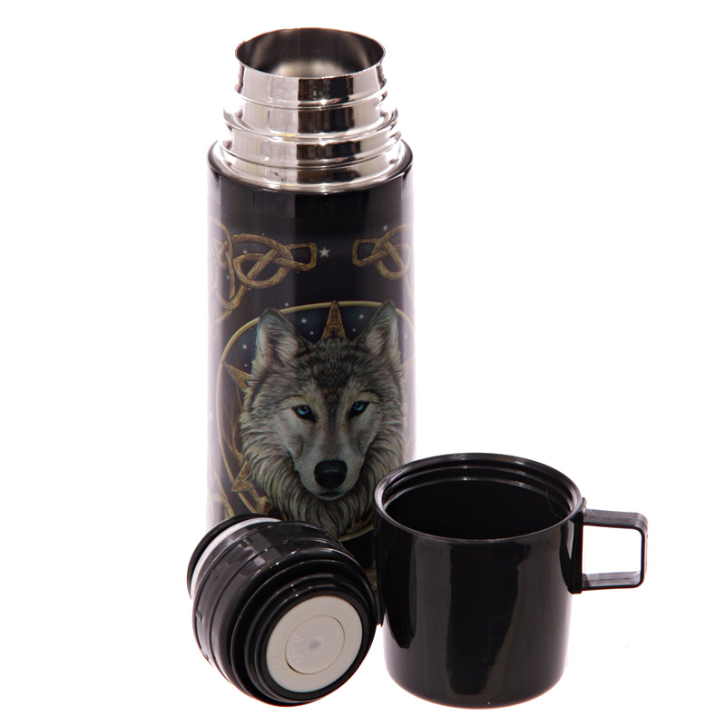 wolf flask 2 the unique gift shop london
