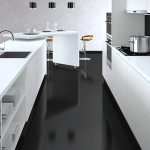 Caesarstone Kitchen White