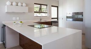 kitchen quartz layout