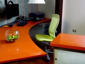 office desk quartz