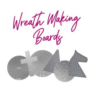 Wreathing Making Boards