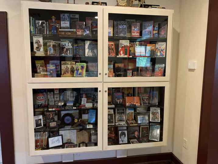 Display Case - Photos used with permission