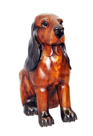 Dog Statues and Figurines