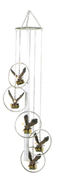 Eagle Wind Chimes