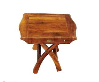 Teak wood Side Table KURA