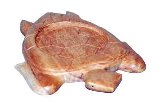 Wood Turtle Drink Coaster